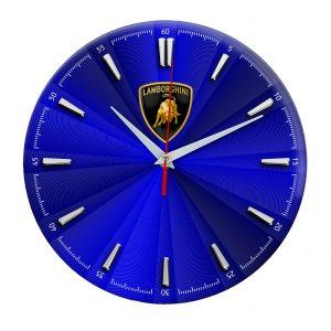 Сувенир – часы Lamborghini 12