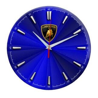 часы с автомобилем Lamborghini 12