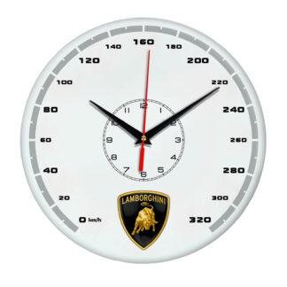 часы со спидометром 320 км ч Lamborghini 14