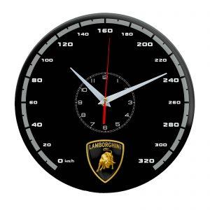 Сувенир – часы Lamborghini 15