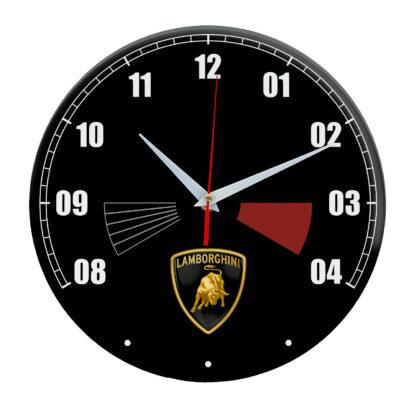 часы спидометр Lamborghini 16