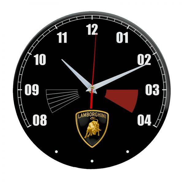 Сувенир – часы Lamborghini 16
