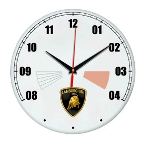 Сувенир – часы Lamborghini 17