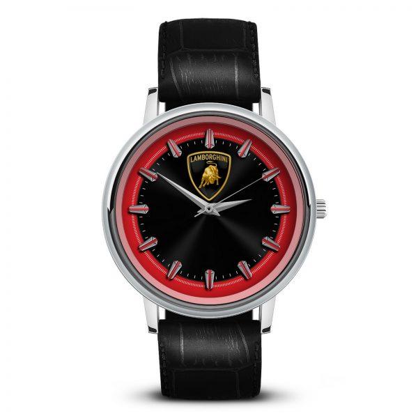 Lamborghini часы сувенир для автолюбителей