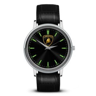 Lamborghini наручные часы с логотипом мужские