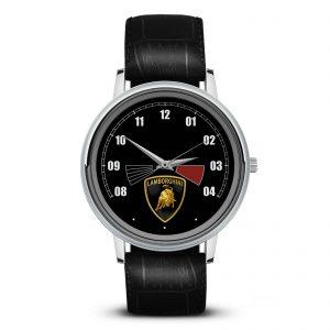 Lamborghini наручные часы с символикой