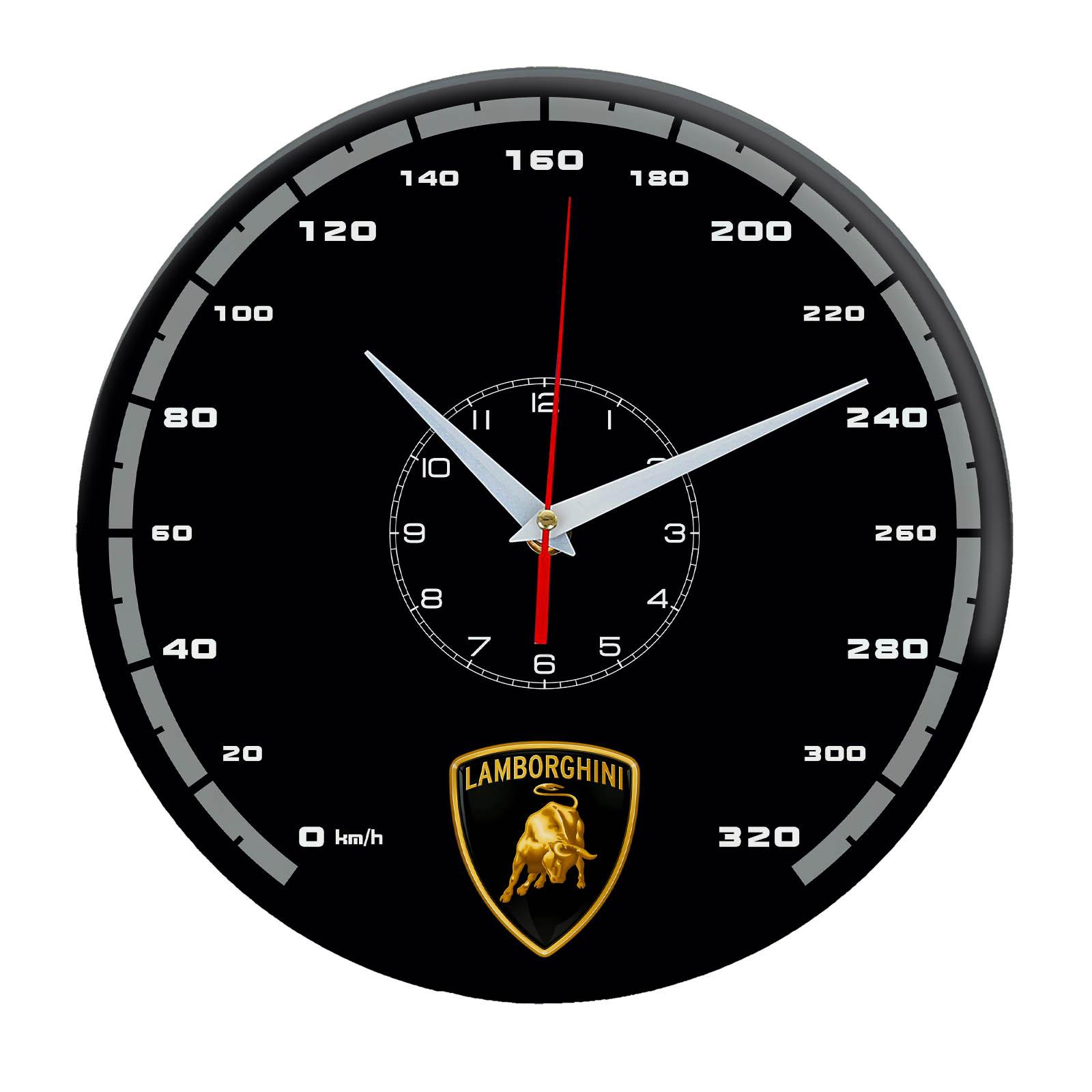 Настенные часы «lamborghini 38»