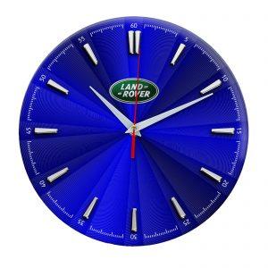 Сувенир – часы Land Rover 12