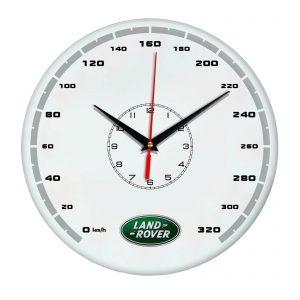 Сувенир – часы Land Rover 14