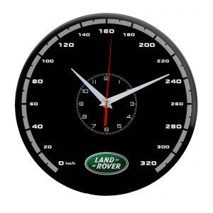Сувенир – часы Land Rover 15