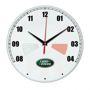 Сувенир – часы Land Rover 17