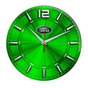 Сувенир – часы Land Rover 18