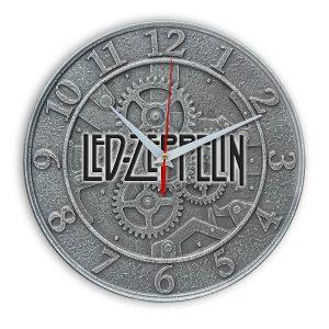 Led zeppelin настенные часы 1
