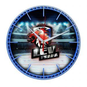 Сувенир – часы Lev Praha 06
