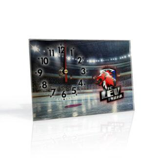 Настольные часы Ледовая арена Lev Praha 09