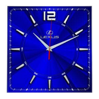 Сувенирные часы Lexus 03