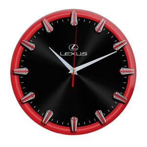 Сувенир – часы Lexus 06