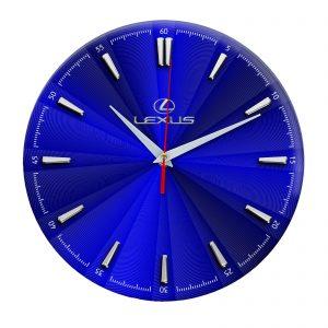 Сувенир – часы Lexus 12