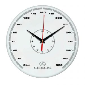 Сувенир – часы Lexus 14