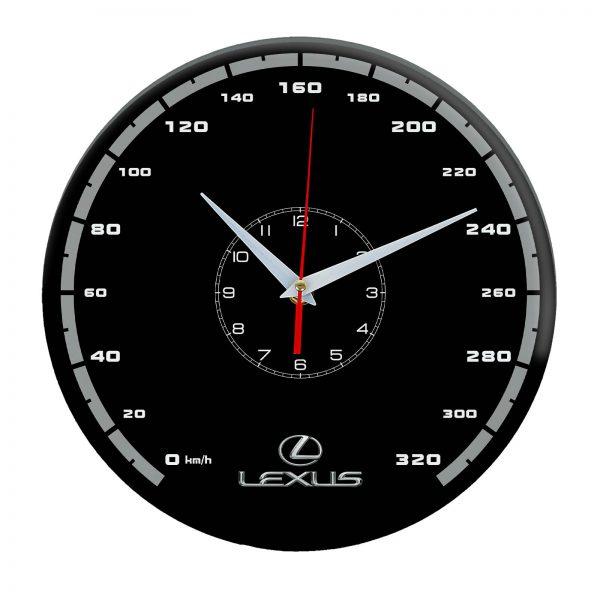 Настенные часы Лексус