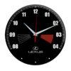 Сувенир – часы Lexus 16