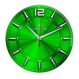 Сувенир – часы Lexus 18