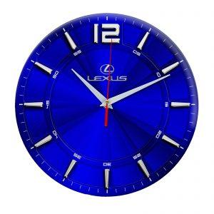 Сувенир – часы Lexus 19