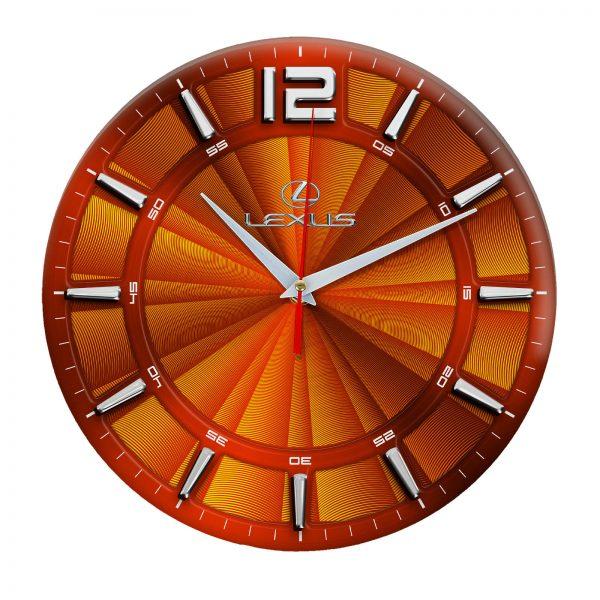 Сувенир – часы Lexus 20