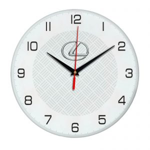 Сувенир – часы Лексус