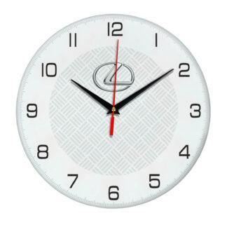 Настенные часы с символикой Лексус