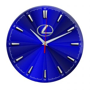 Сувенир – часы Lexus 5 12