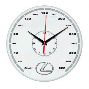 Сувенир – часы Lexus 5 14
