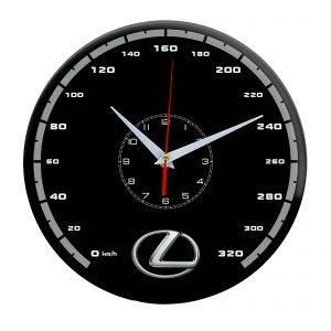 Сувенир – часы Lexus 5 15