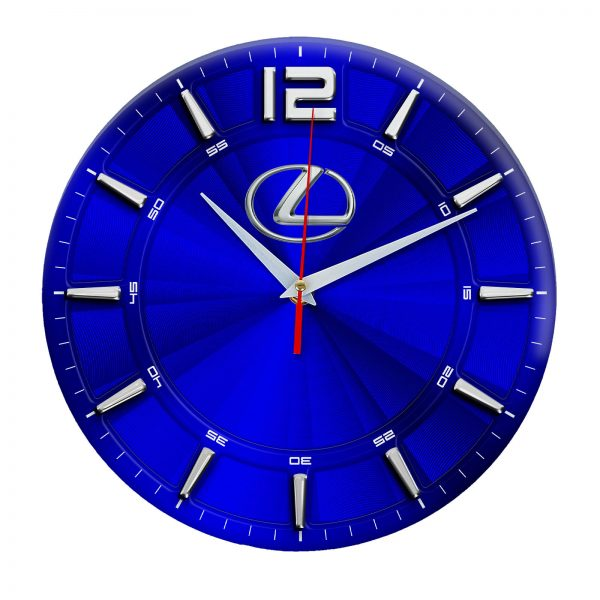 Сувенир – часы Lexus 5 19