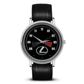 спидометр Lexus 5 наручные часы с символикой