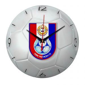 Настенные часы «Футбольный мяч Lfkregion-13»