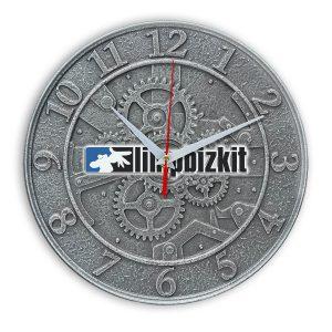 Limp bizkit настенные часы 1