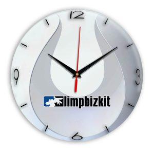 Limp bizkit настенные часы 14