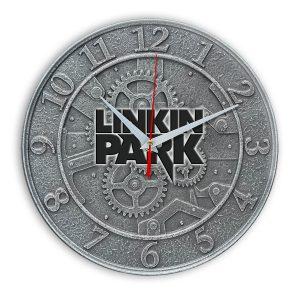Linkin park настенные часы 1