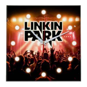 Linkin park настенные часы 13