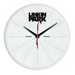 Linkin park настенные часы 15