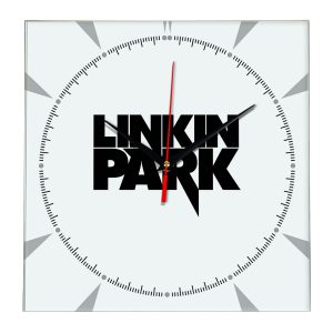 Linkin park настенные часы 2