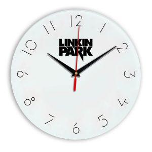 Linkin park настенные часы 5