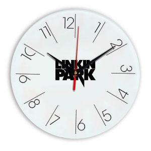 Linkin park настенные часы 6
