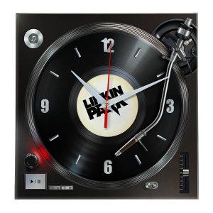 Linkin park настенные часы 7