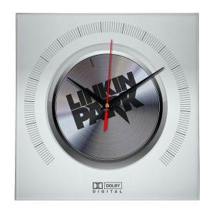 Linkin park настенные часы 9