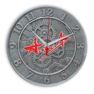 Logo alisa настенные часы 1