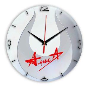 Logo alisa настенные часы 14