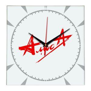 Logo alisa настенные часы 2