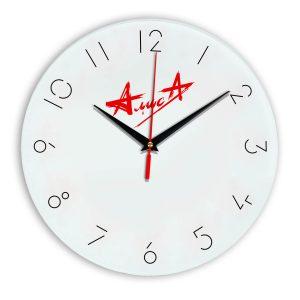 Logo alisa настенные часы 5